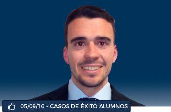 daniel crespo - CASOS ÉXITO ALUMNOS