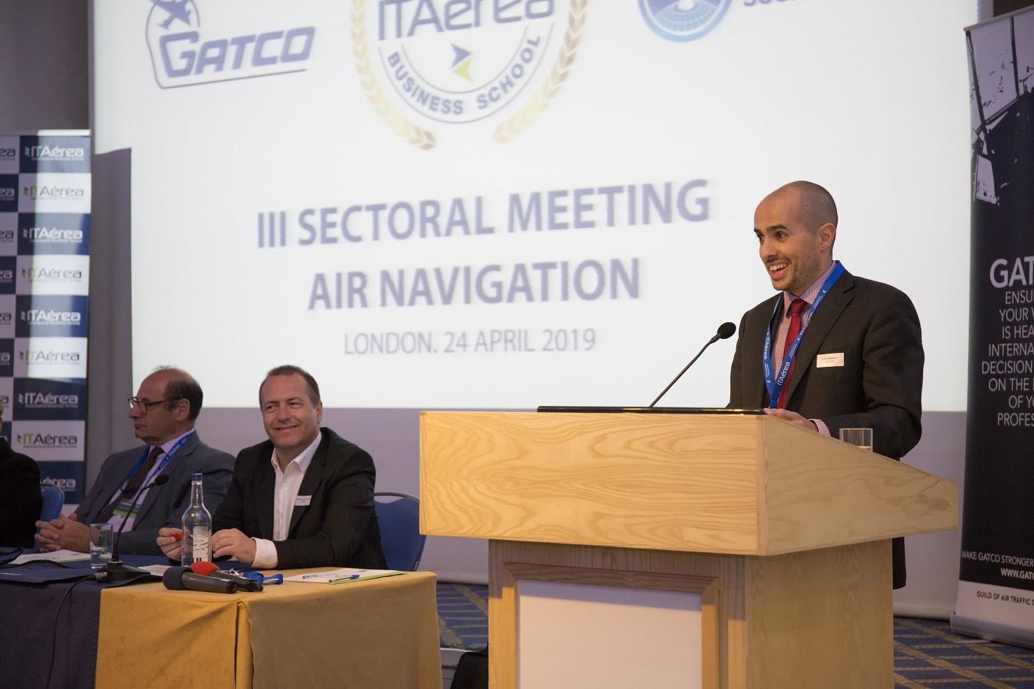 10 min - III Encuentro Sectorial: Navegación Aérea