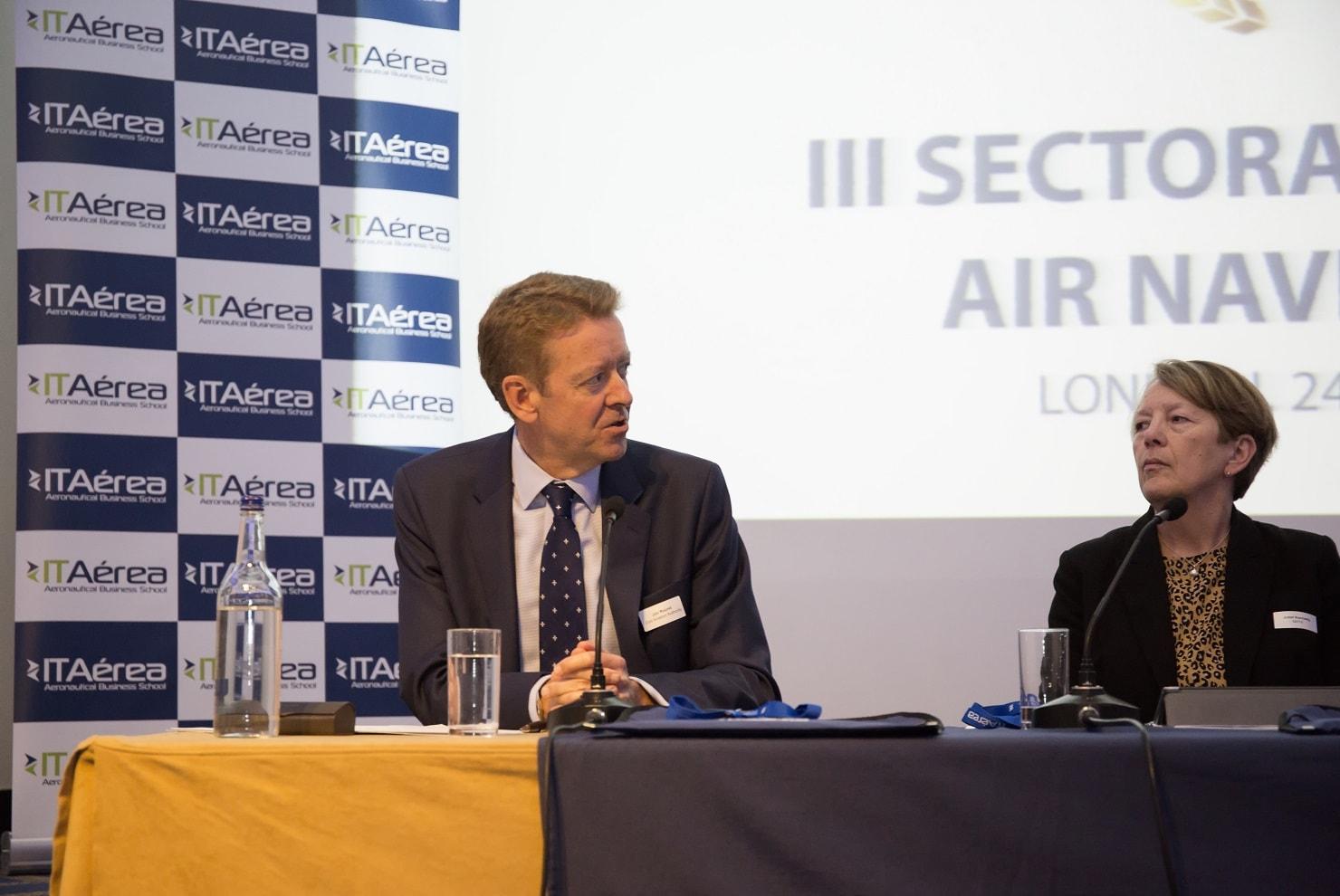 16 min - III Encuentro Sectorial: Navegación Aérea