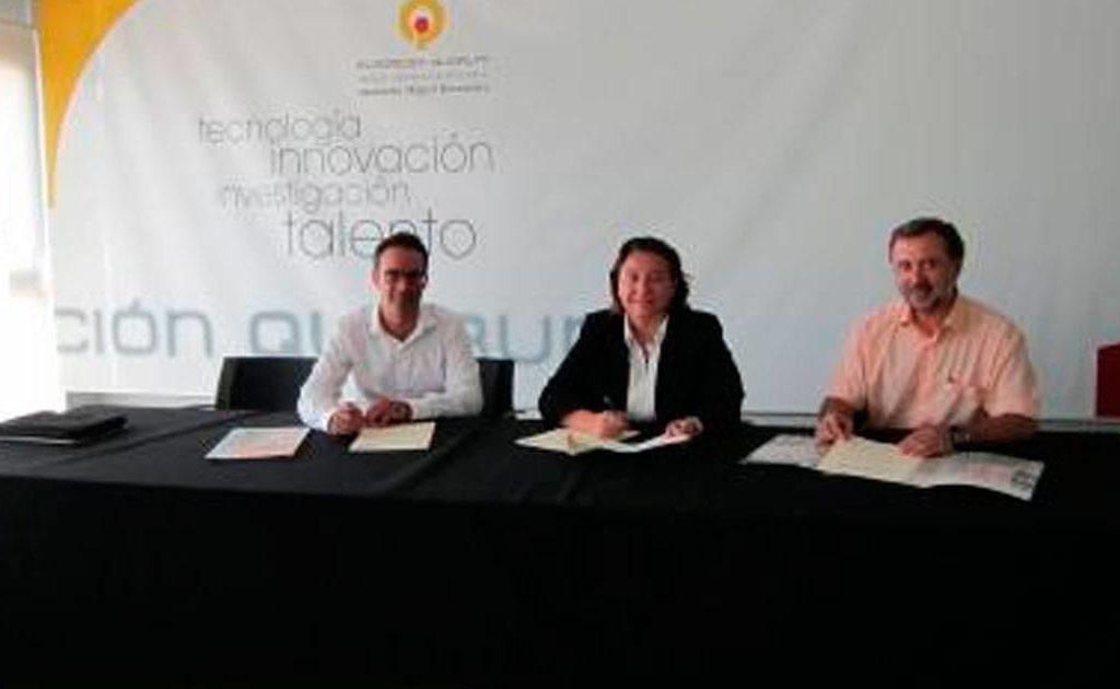 alica1 1024x630 - IT AEREA y AEROELX Firman un Convenio de Colaboración con el Parque Científico de Elche