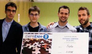 15 300x175 - La Empresa Wish&Fly, Gestada por Alumnos de ITAérea Barcelona, Gana la II Edición de los Premios Startup Franquicias
