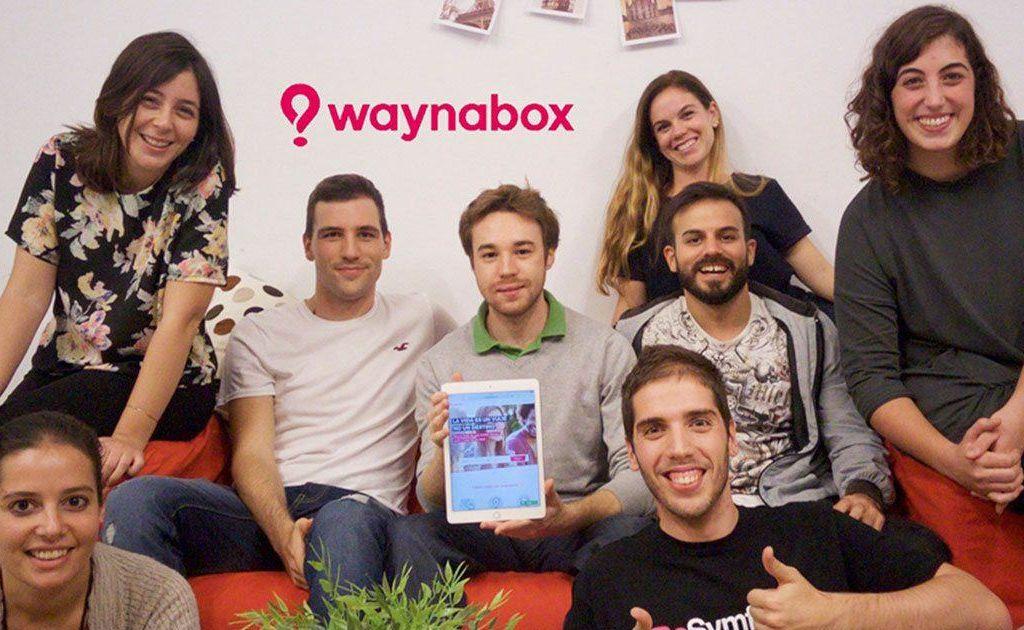 wayna 1024x630 - Pau Sendra y Ferrán Blanché. Waynabox