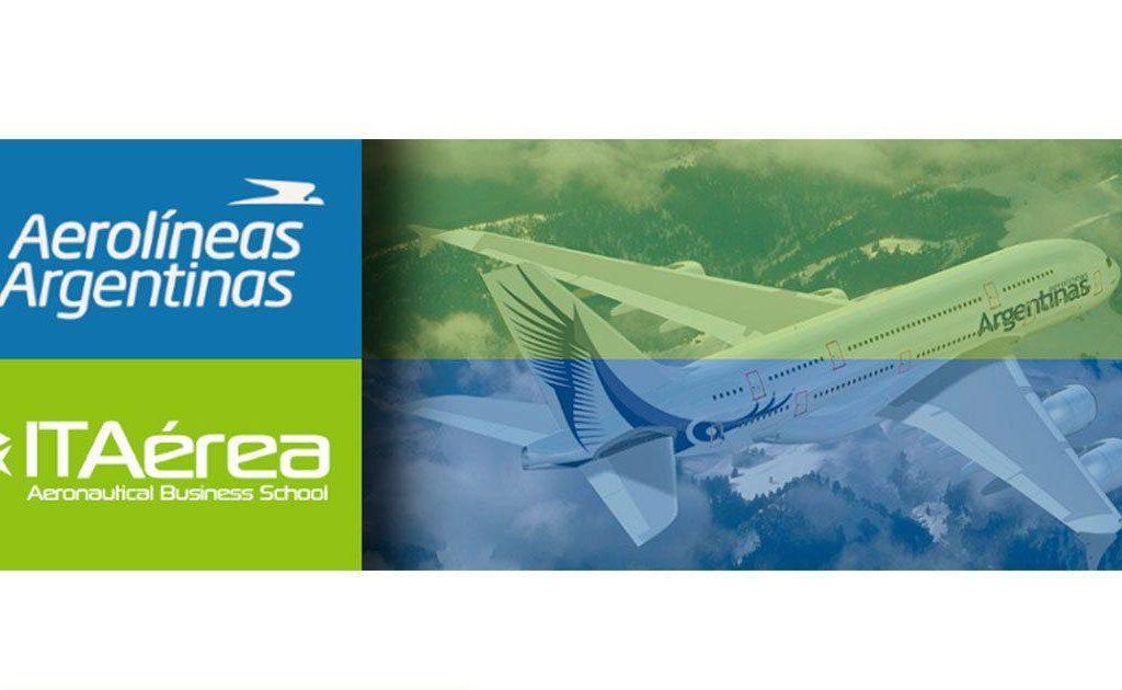 argen 1024x630 - ITAérea en las jornadas académicas organizadas por Aerolíneas Argentinas
