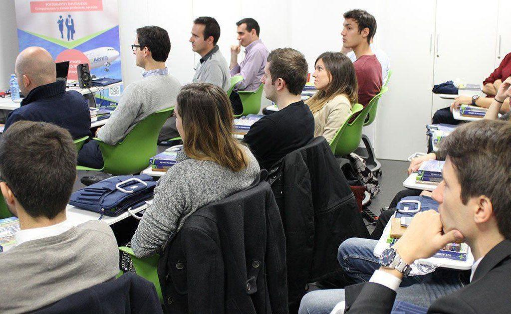 mgda 1024x630 - ITAérea Madrid Recibe a los Alumnos del MGDA Executive Presencial 2015-2017