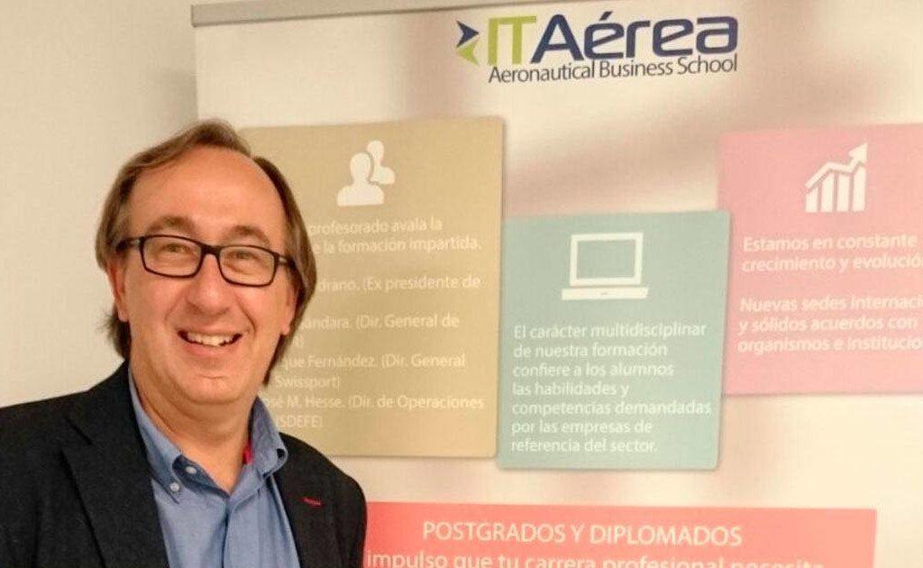 candela 1024x630 - D. Fernando Candela, CEO de Iberia Express