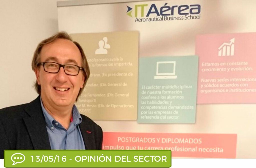 candela 1024x671 - D. Fernando Candela, CEO de Iberia Express