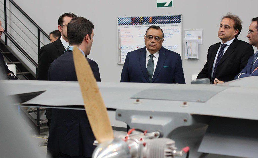 visita 1024x630 - El Presidente de la ACI-LAC Visita Sevilla y Conoce el Sector Aeronáutico Andaluz