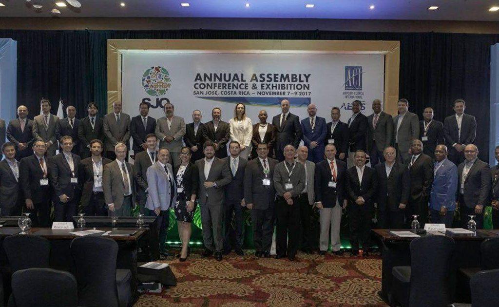 29 1024x630 - ITAérea en La Conferencia Anual y Exhibición de ACI-LAC en Costa Rica