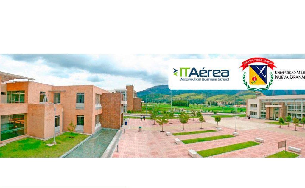 19 1024x630 - Inicio de Matriculación en Programas Ofertados por ITAérea y la Universidad Militar Nueva Granada de Colombia