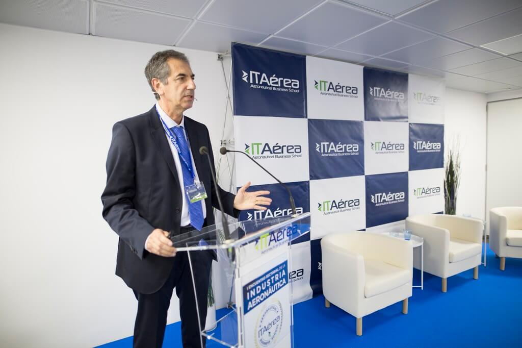 Itaerea 00041 1 1 - I Encuentro Sectorial: Industria Aeronáutica