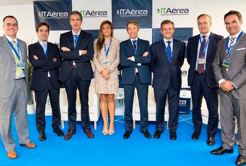 Itaerea 00066 redes 1 1 - I Encuentro Sectorial: Industria Aeronáutica
