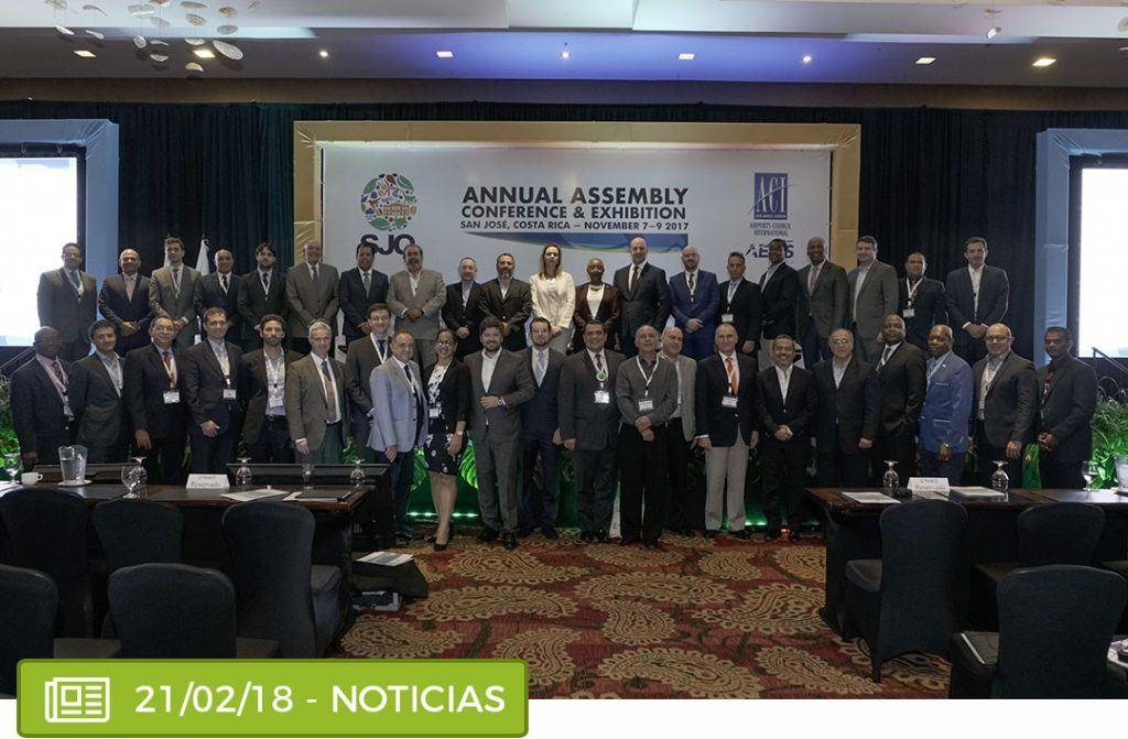 acila 1024x671 - Abierto el plazo de inscripción para la V edición del Diplomado Internacional en Gestión Aeroportuaria ITAérea - ACI LAC – CIFAL