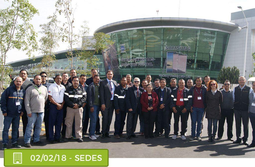 noticiamexico 1024x671 - ITAérea México imparte el taller presencial del Curso de Capacitación para Comandantes de CREI
