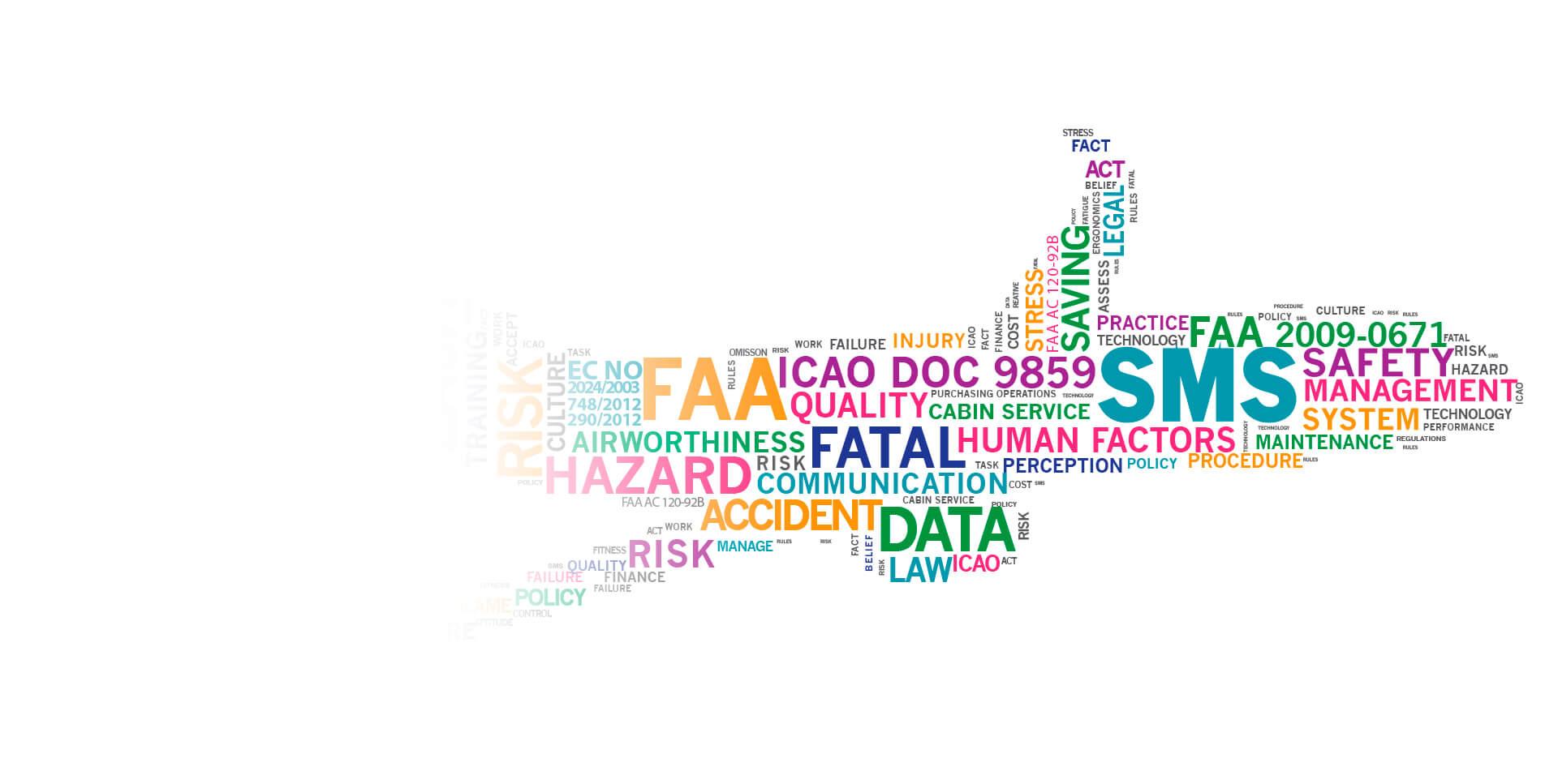 La seguridad en <br />el transporte aéreo mundial<br /> es uno de los objetivos <br />estratégicos propios del sector