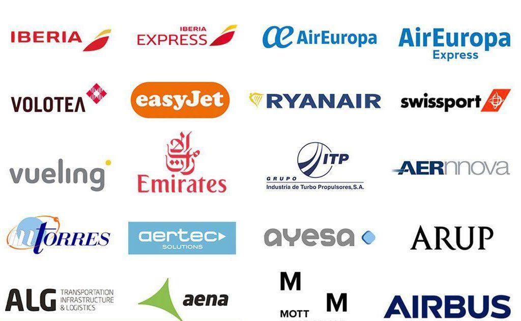 empresas 1024x630 - Salidas Profesionales de La Formación en Gestión Aeroportuaria y Aeronáutica