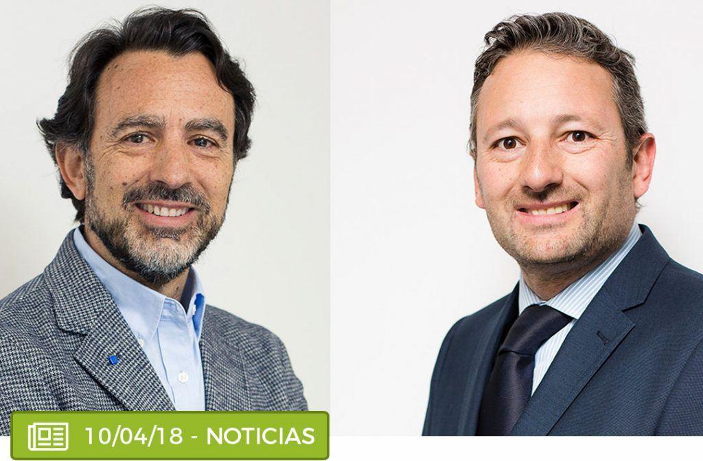 personas 1024x671 - El Director de Operaciones Vuelo de Iberia y el Director Financiero de Emirates España en ITAérea Madrid