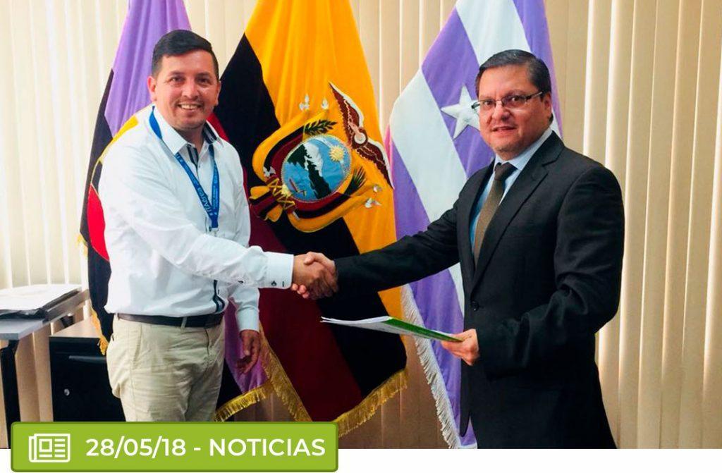 acuerdo 1024x671 - ITAérea Ecuador inicia conversaciones con la DGAC de Ecuador