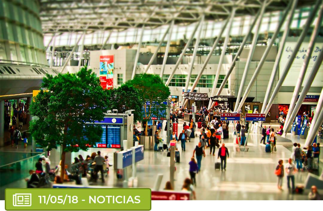 aeropuerto terminal embarque 1024x671 - Los ingresos comerciales en los aeropuertos