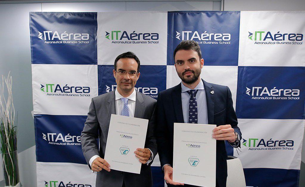 acuerdo 1024x630 - Ampliación del acuerdo de colaboración entre ITAérea y EUROAVIA