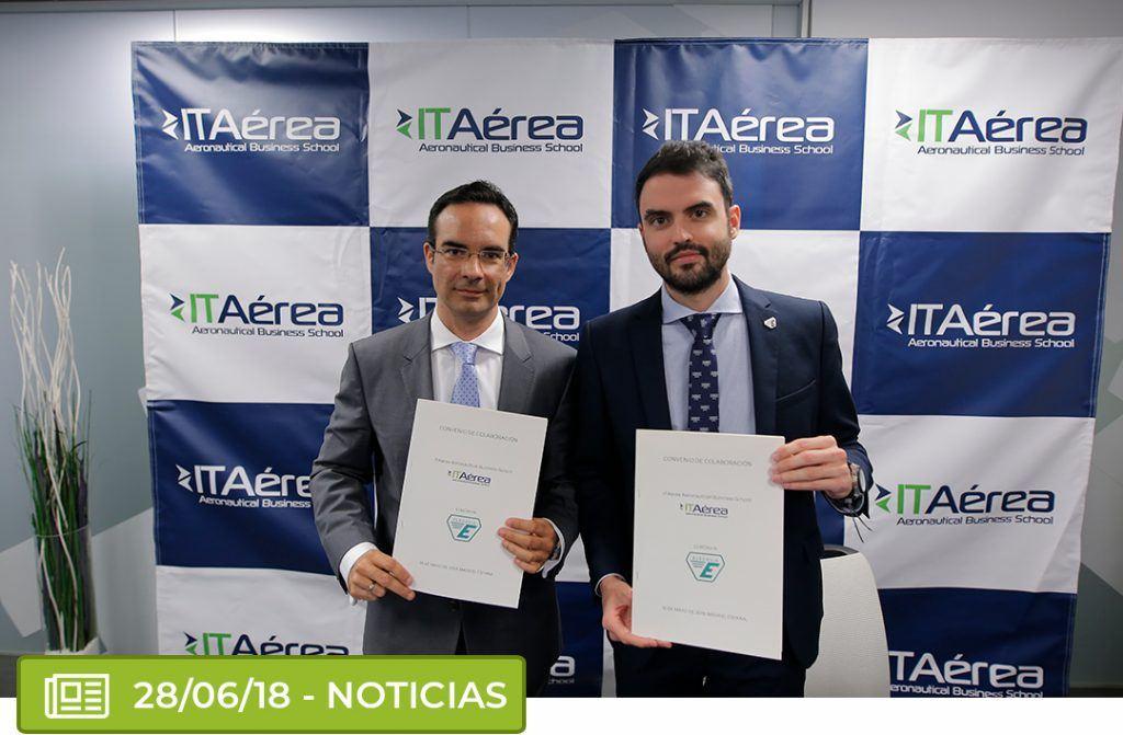 acuerdo 1024x671 - Ampliación del acuerdo de colaboración entre ITAérea y EUROAVIA