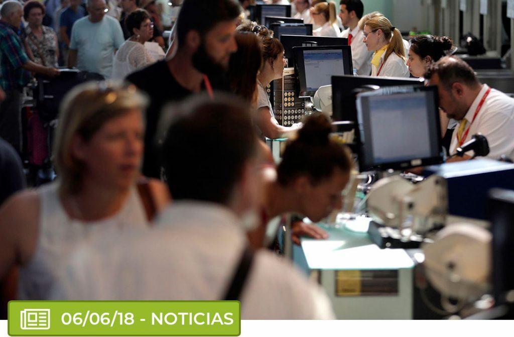 aeropuertos 1024x671 - La atención al cliente en aeropuertos