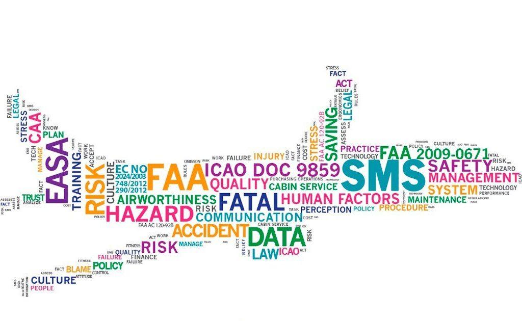 avion 1024x630 - SMS, Factores Humanos y Seguridad Operacional