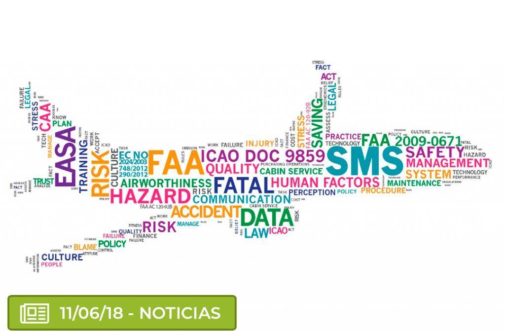 avion 1024x671 - SMS, Factores Humanos y Seguridad Operacional