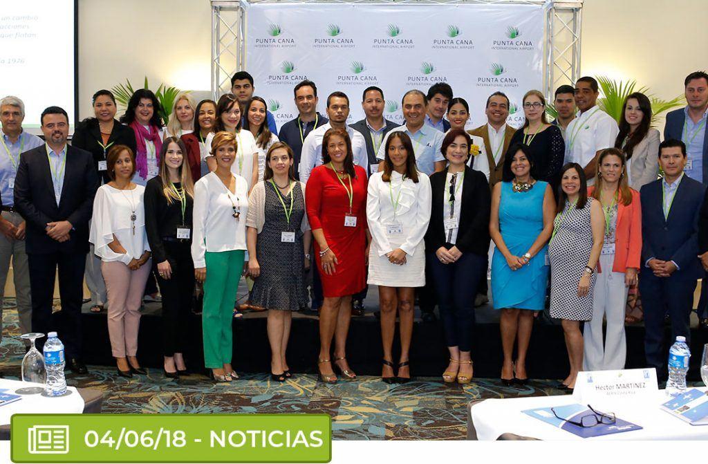 ITAérea patrocina el VI foro de liderazgo y capital humano de ACI-LAC