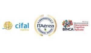 ci arg 300x175 - ITAérea Firma Acuerdo de Colaboración con la Universidad Provincial de Ezeiza, Argentina
