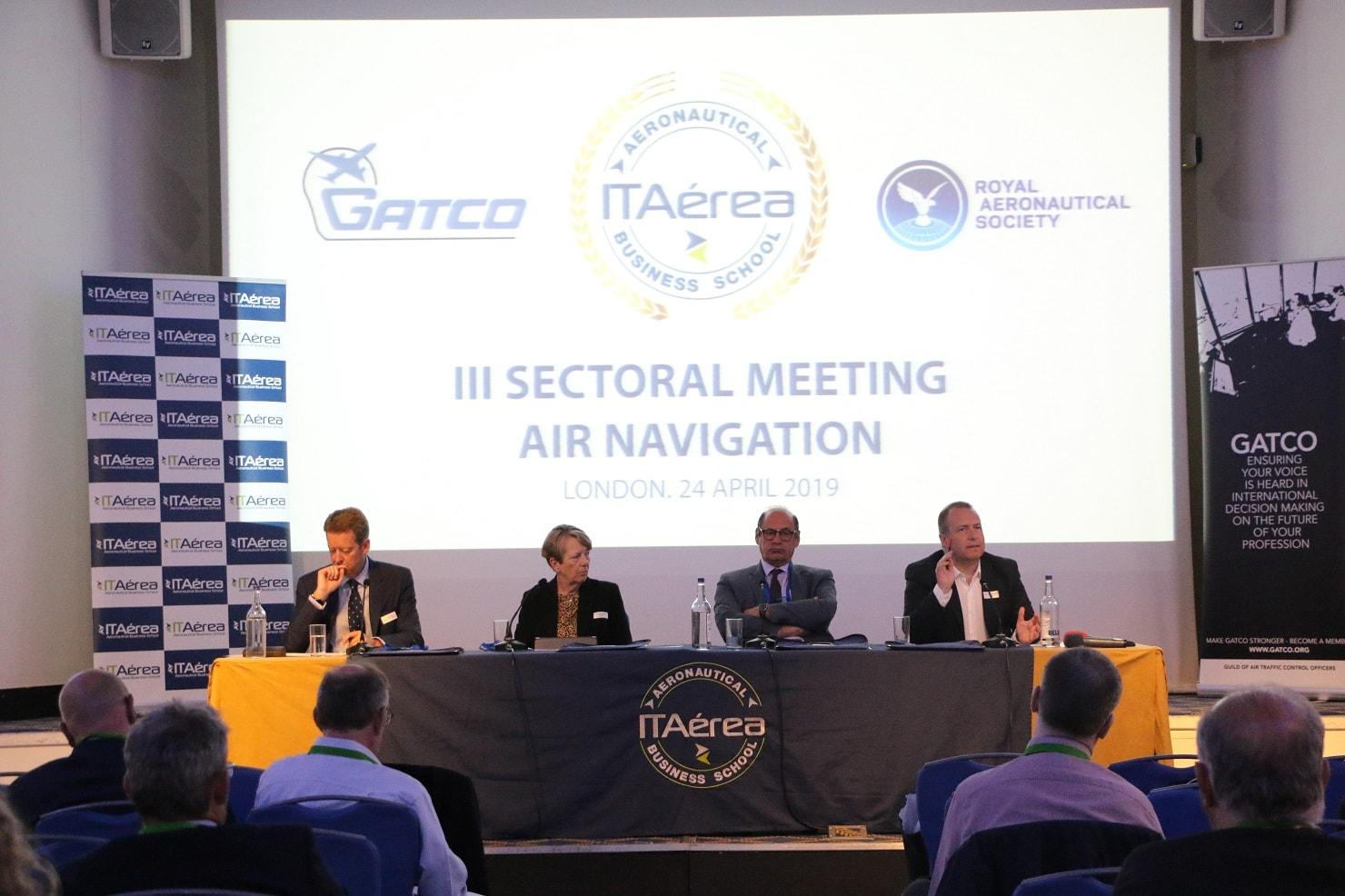 5 min - III Encuentro Sectorial: Navegación Aérea