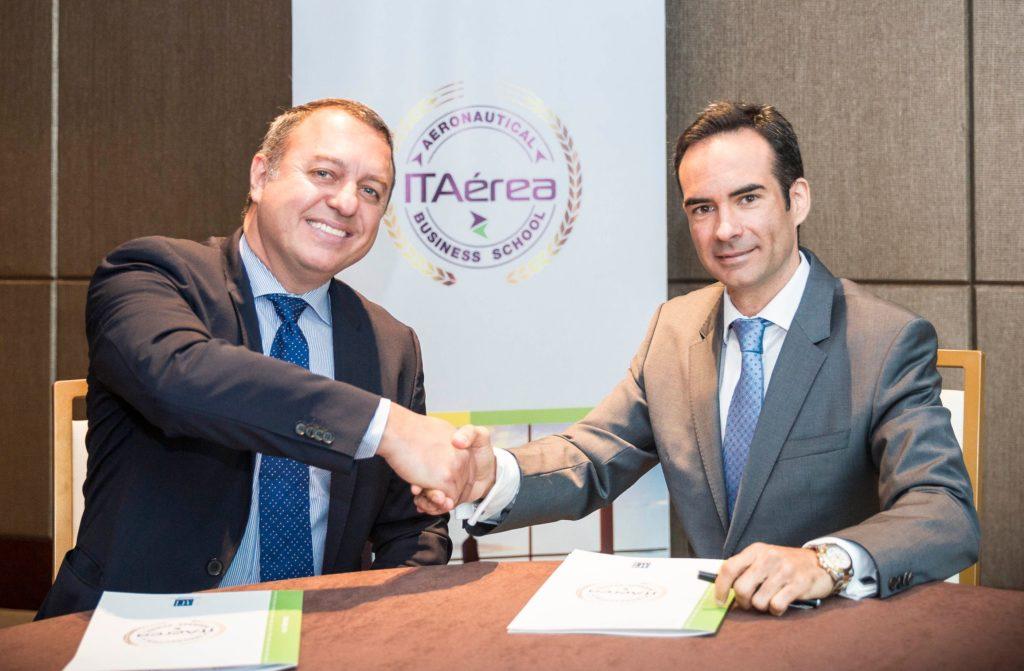 Acuerdo ALTA 1024x671 - Luis Felipe de Oliveira, nuevo Director General de ACI World