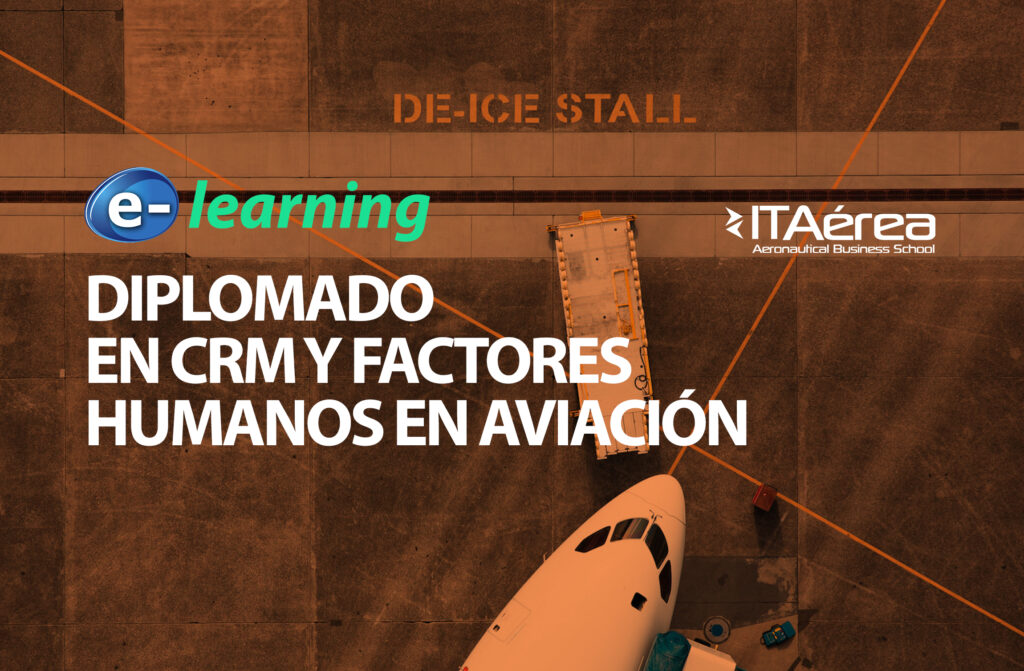 CRM 1024x671 - Formación e-Learning: Diplomado en CRM y Factores Humanos en la Aviación