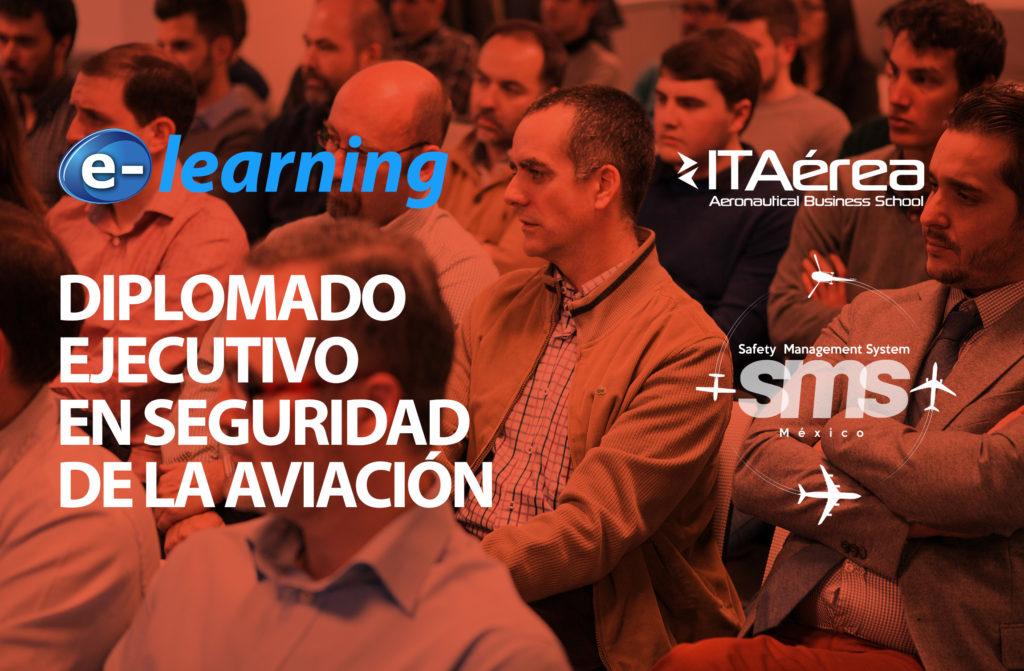 FORMACIÓN E LEARNING DIPLOMADO EJECUTIVO 1024x671 - Formación e-learning: Diplomado Ejecutivo en Seguridad de la Aviación