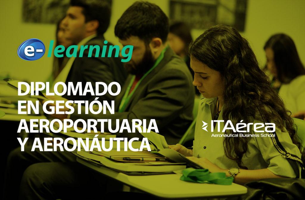 FORMACIÓN E LEARNING DIPLOMADO EN GESTIÓN AEROPORTUARIA Y AERONÁUTICA 1024x671 - Formación e-learning: Diplomado en Gestión Aeroportuaria y Aeronáutica.