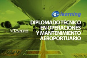 FORMACIÓN E LEARNING DIPLOMADO TÉCNICO EN OPERACIONES Y MANTENIMIENTO AEROPORTUARIO 300x200 - Formación e-learning: Master in Sustainable Air Transport Management MATSM