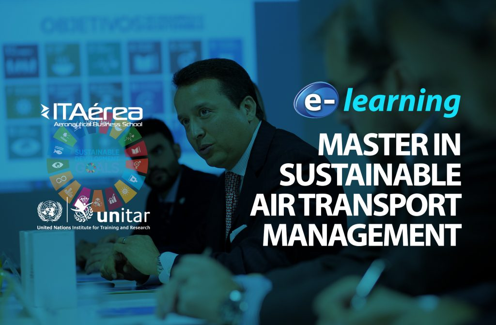 FORMACIÓN E LEARNING MATSM 2 1024x671 - Formación e-learning: Master in Sustainable Air Transport Management MATSM