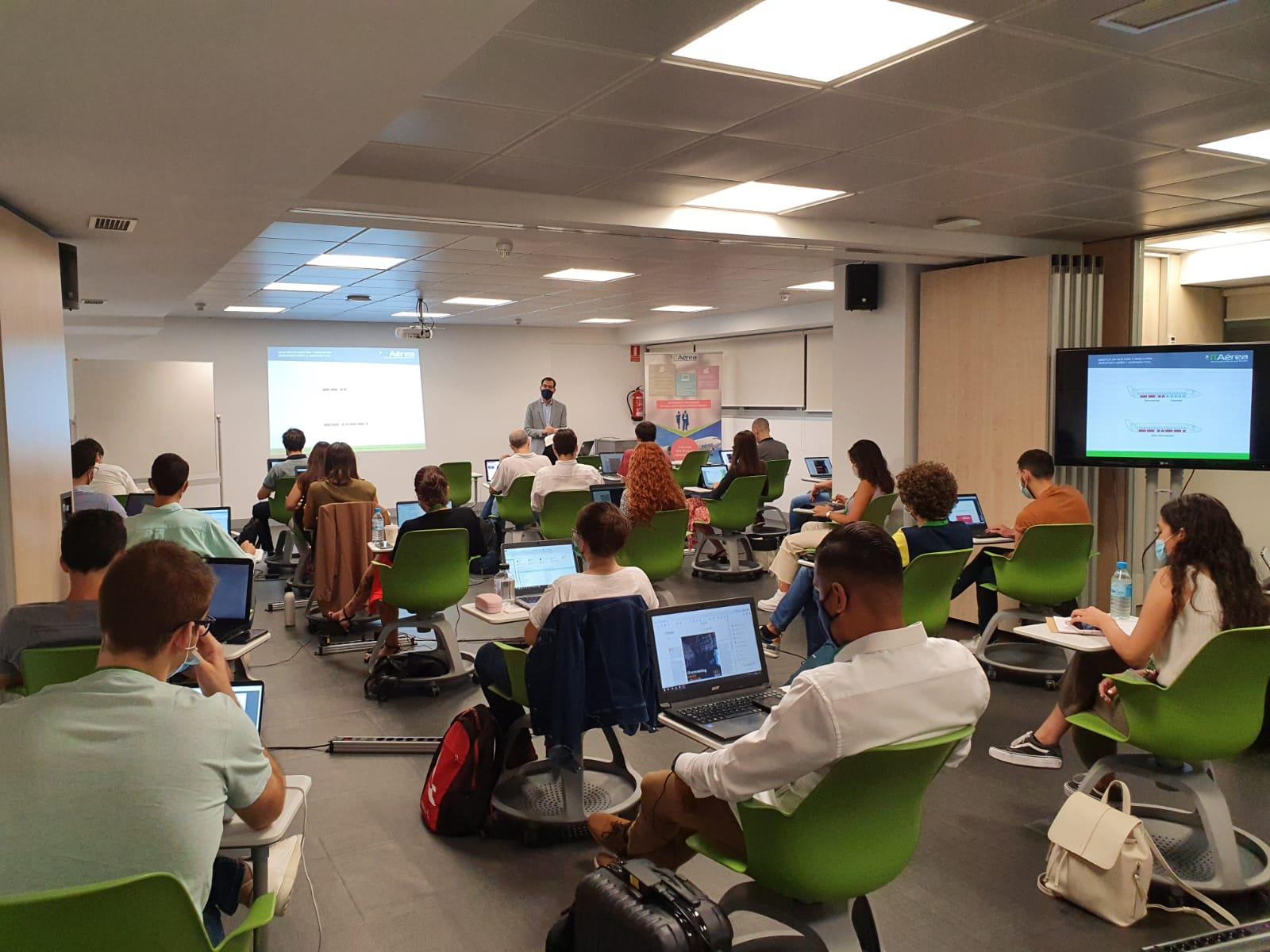 IMG 20200905 WA0000 - Éxito en el regreso a las aulas en las sedes presenciales de ITAérea Aeronautical Business School