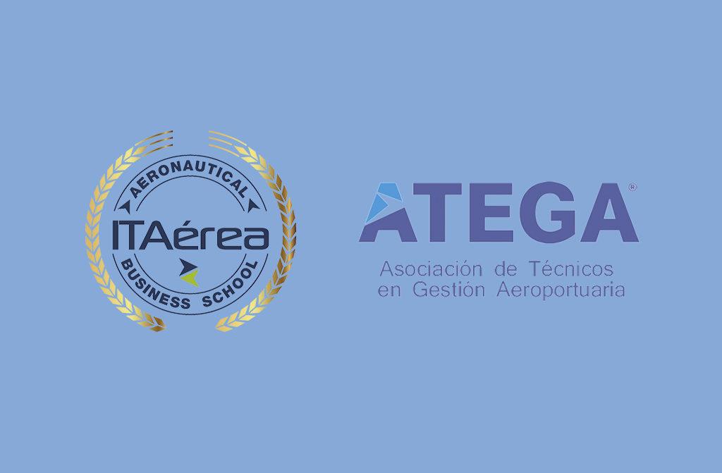 ITAEREA ATEGA azul 1024x671 - ITAérea Argentina firma acuerdo de colaboración con la Asociación de Técnicos en Gestión Aeroportuaria de Argentina (ATEGA)