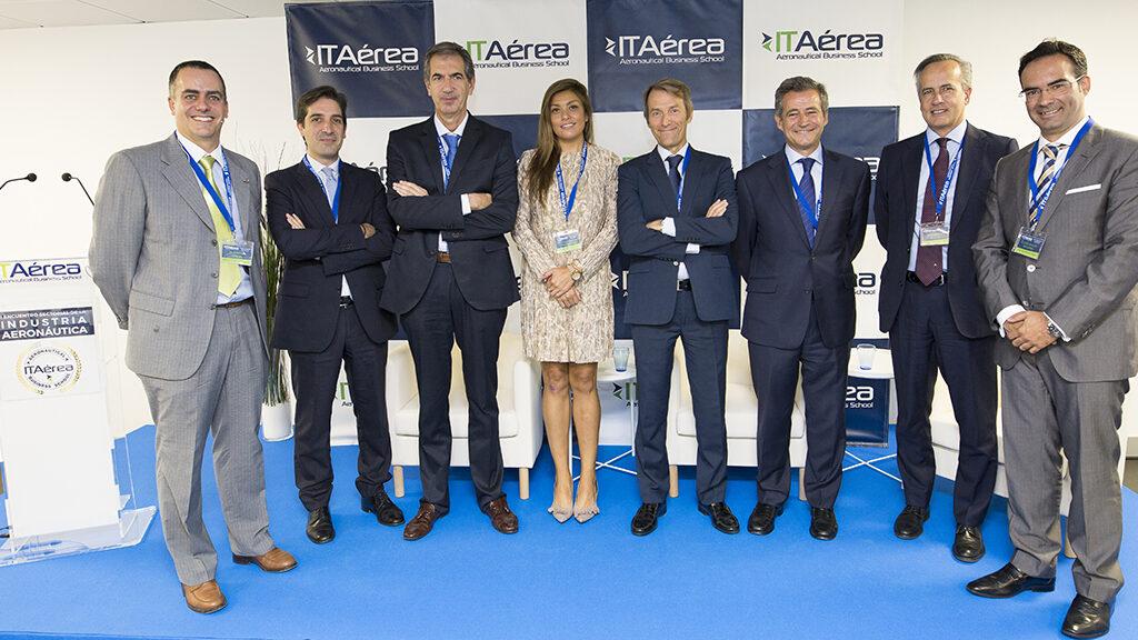 Itaerea 00066 reducida 1024x576 - La transformación digital y la transición ecológica protagonizarán las inversiones en el sector aeronáutico en el futuro.