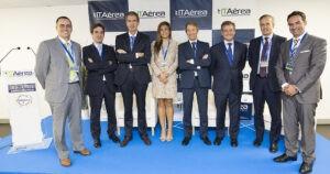 Itaerea 00066 reducida 300x158 - Las aerolíneas serán las primeras en recuperar su actividad en el sector turístico en la nueva normalidad