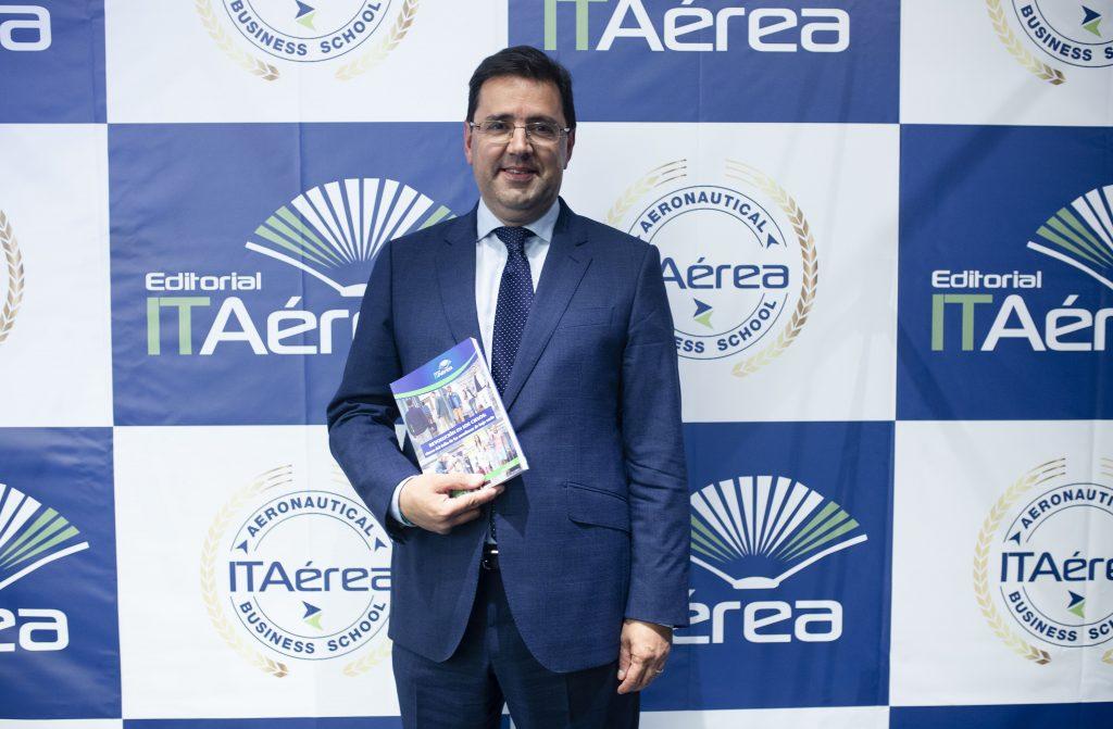 JC 7993 1024x671 - El Vicepresidente de Honor de ITAérea, D. Javier Gándara, arroja luz sobre el futuro del transporte aéreo.