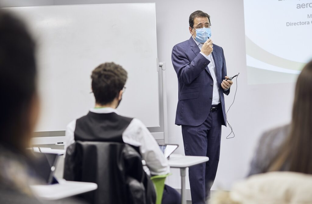 MG 3439 1024x671 - Formación e-learning en directo: una ventaja más para los alumnos de ITAérea