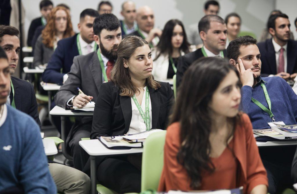 MG 8800 1024x671 - ITAérea da la bienvenida a la promoción 2019-2021 del MGDA Executive Presencial de Madrid