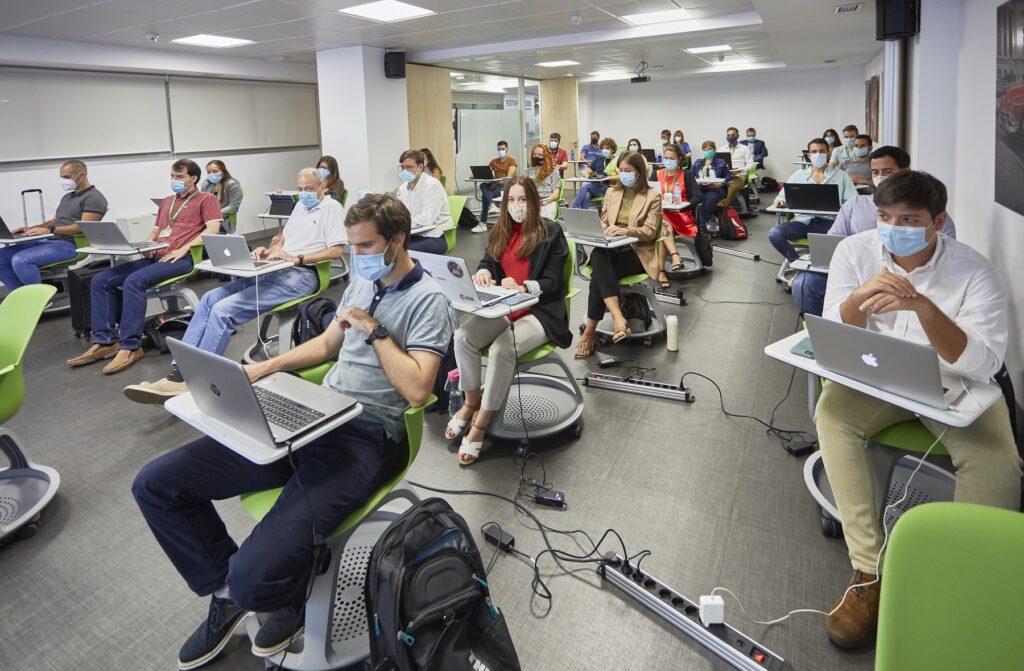 MG 8846 1024x671 - Éxito en el regreso a las aulas en las sedes presenciales de ITAérea Aeronautical Business School