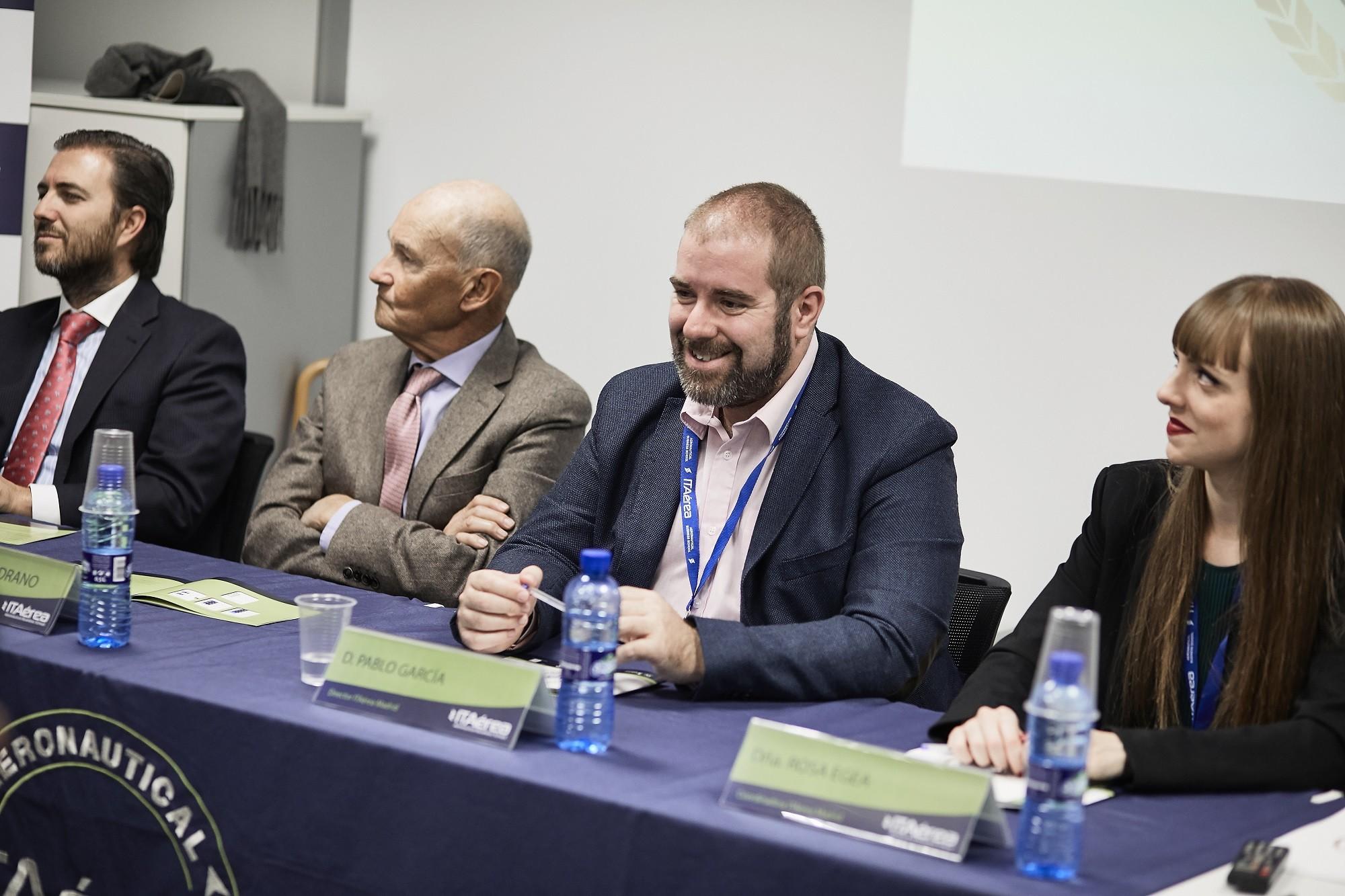 MG 8864 - ITAérea da la bienvenida a la promoción 2019-2021 del MGDA Executive Presencial de Madrid