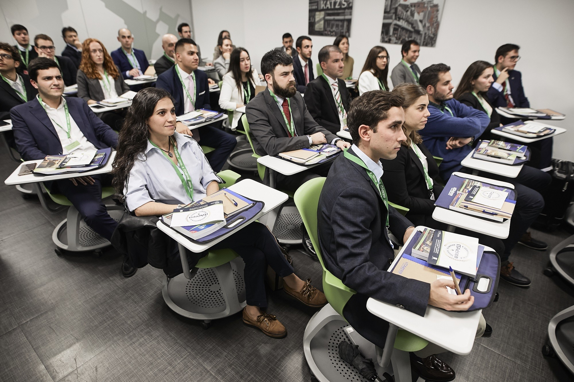 MG 8891 - ITAérea da la bienvenida a la promoción 2019-2021 del MGDA Executive Presencial de Madrid