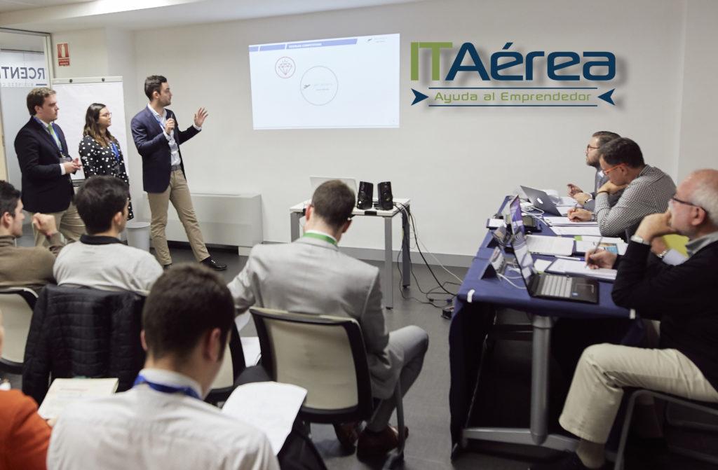 Planes negocio 2019 1 1024x671 - Alumnos de ITAérea Aeronautical Business School exponen sus planes de negocio