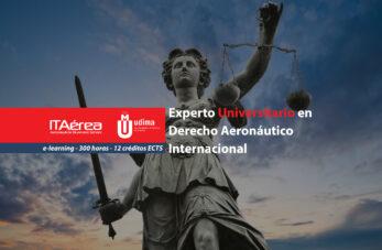 Promoción ITAérea UDIMA Experto Universitario en Derecho Aeronáutico Internacional 347x227 - Blog