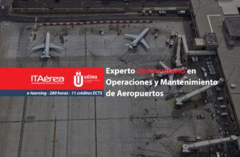 Promoción ITAérea UDIMA Experto Universitario en Operaciones y Mantenimiento de Aeropuertos 347x227 - Blog