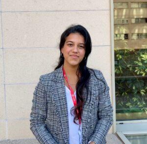 """Rueda Álvarez Yohandra 1 300x293 - ITAérea Editorial publica el libro """"La Responsabilidad del Transportista Aéreo"""""""
